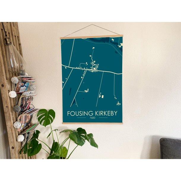 FOUSING KIRKEBY BEGRÆNSET ANTAL - max 50 stk