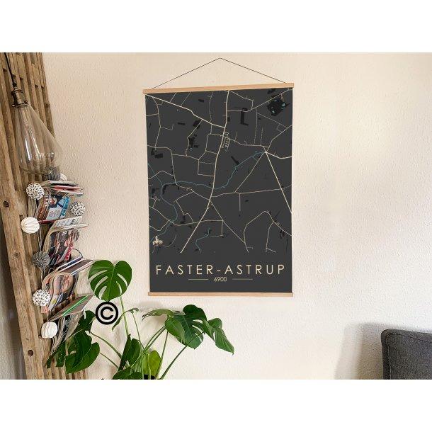 FASTER-ASTRUP BEGRÆNSET ANTAL - max 50 stk
