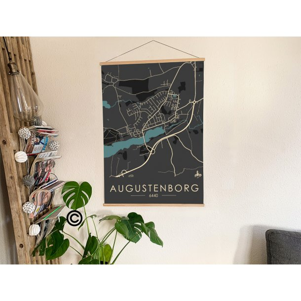 AUGUSTENBORG BEGRÆNSET ANTAL - max 85 stk